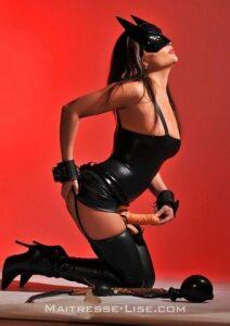 maitresse au telephone sexy gode ceinture